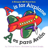 A is for Airplane/A Es Para Avion