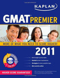 Kaplan GMAT Premier [With CDROM] (2011)