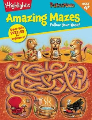 Follow Your Nose: Puzzles for Beginners
