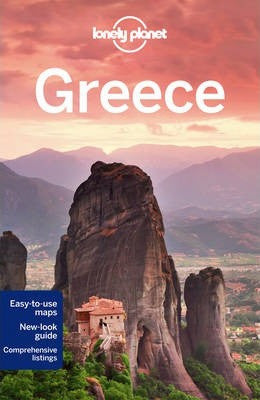 Lonely Planet Discover - Greece