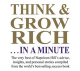 Think & Grow Rich... in a Minute [Audiobook, CD] [Audio CD]