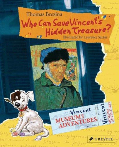 Who Can Save Vincent's Hidden Treasure? (Museum Of Adventures)
