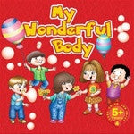 My Wonderful Body (Learn,Color and Enjoy)