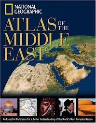 Atlas of the Middle East