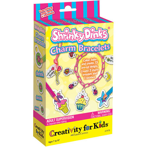 Shrink Fun Charm Breacelets