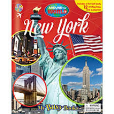 NEW YORK AROUND THE WORLD MY BUSY BOOK
