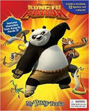 DREAMWORKS KUNG FU PANDA MY BUSY BOOK