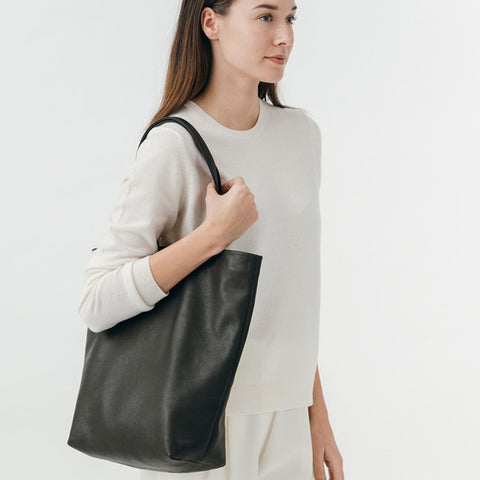 Basic Black Tote
