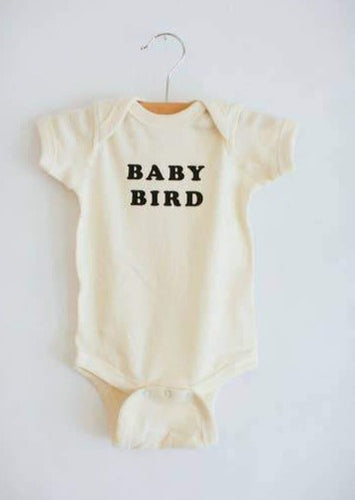 The Bee & The Fox | Baby Bird Onesie