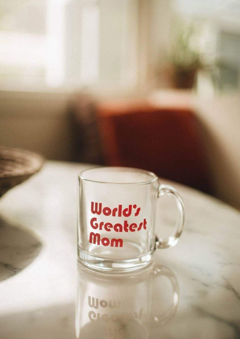 the bee and the fox worlds greatest mom mug