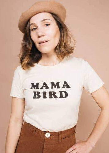 The Bee & the Fox | Mama Bird Graphic Tee