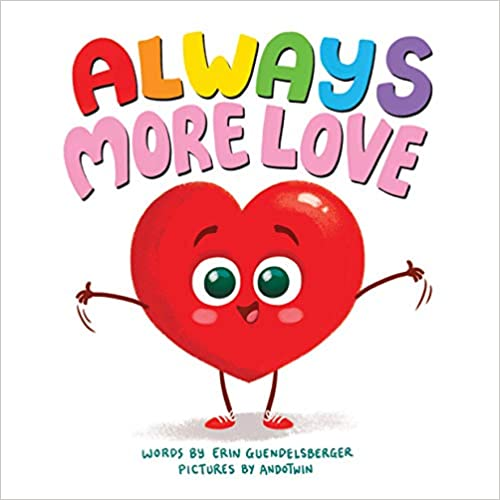 Book | Always More Love