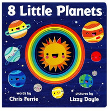 Book | 8 Little Planets