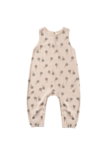 Rylee and Cru | Mills Jumpsuit | Ice Cream - PREORDER