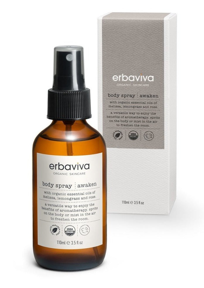 Erbaviva | Awaken Body Spray