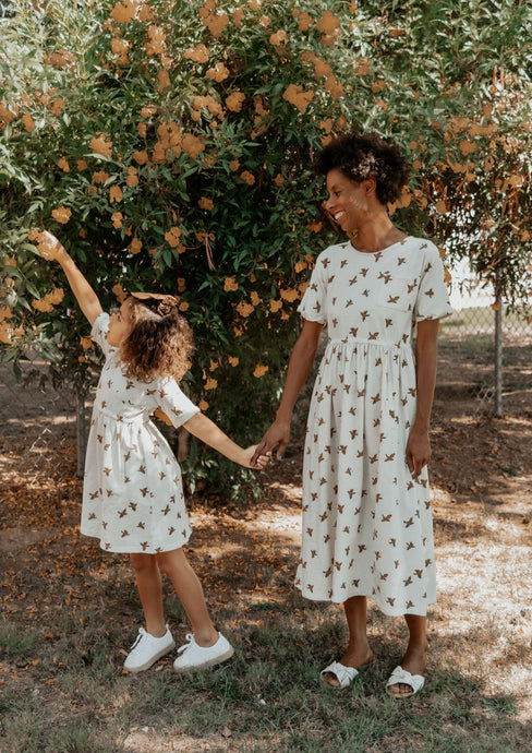 Rylee and Cru | Songbirds Kat Dress | Ivory