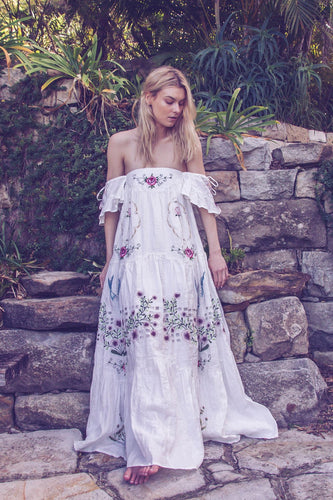 FillyBoo | Garden Party | Ivory