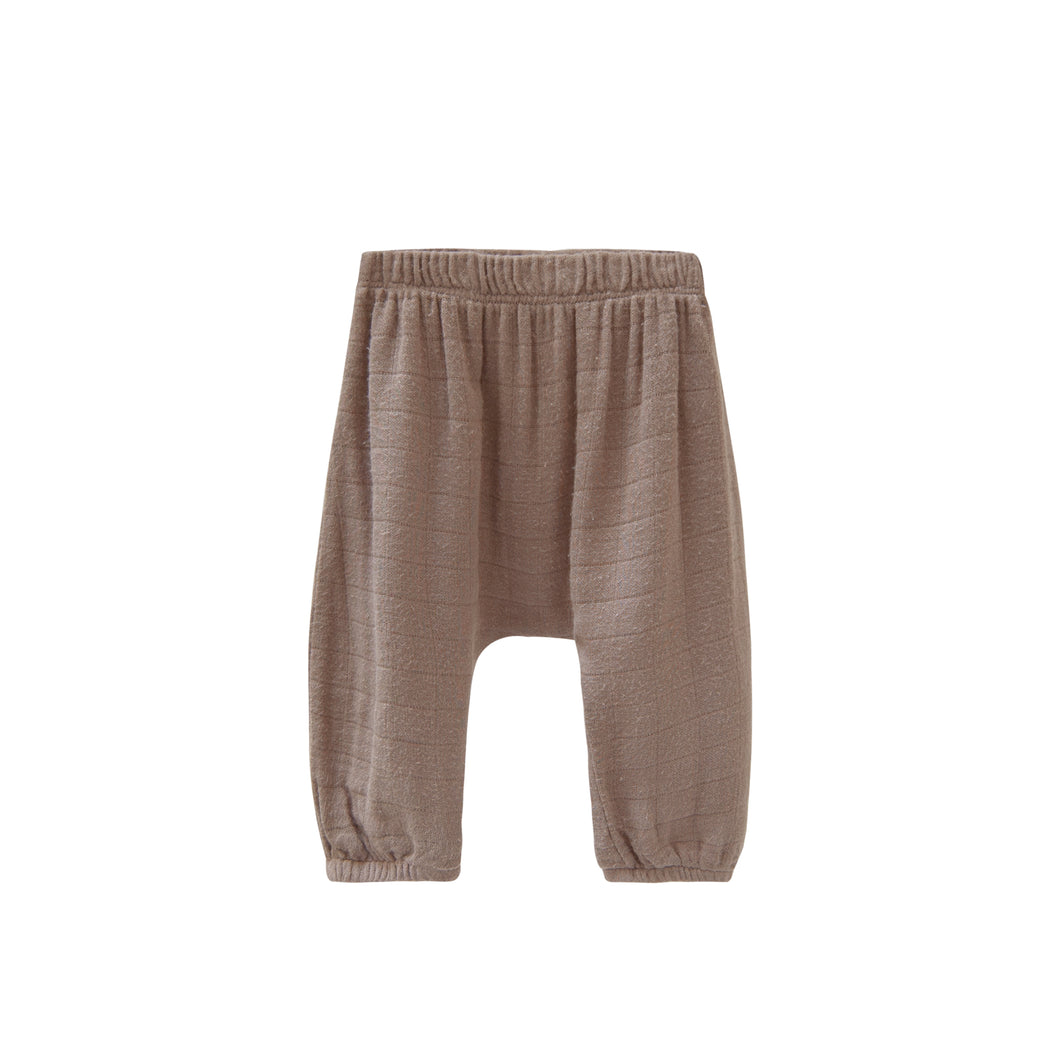 Go Gently Nation | Gauze Baby Pant | Dust