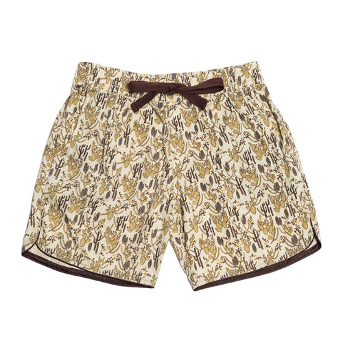 Children of the Tribe | cactus draw string shorts