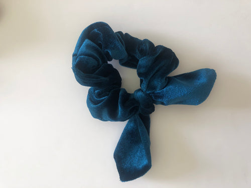 Cricket + Ruby | Velvet Scrunchies | Multiple Colors