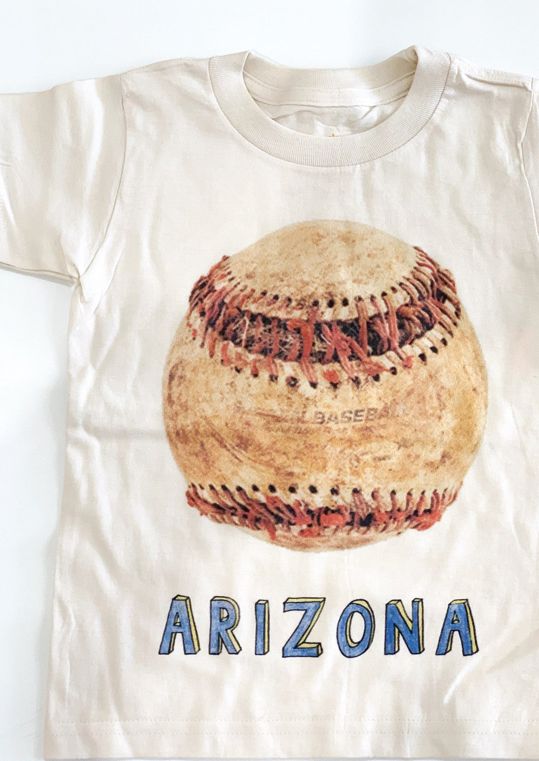 orangeheat | Arizona Baseball Tee