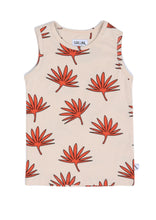 carlijnq | tank top | palm leaf