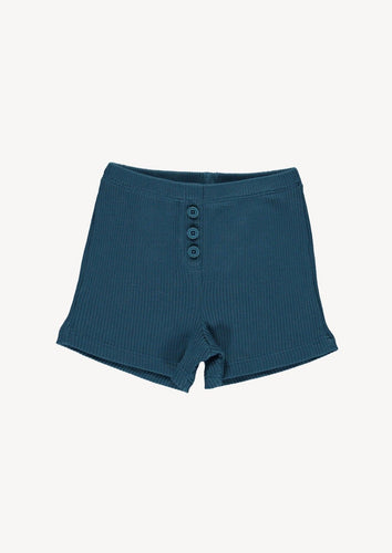 Fin & Vince | Cozy Short | Ocean Blue