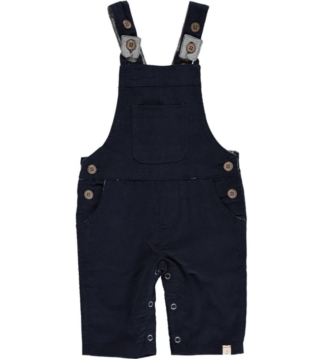 Me & Henry | Cord Overalls | Navy PREORDER