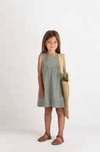 Go Gently Nation | Poppy Dress | Dove Gray
