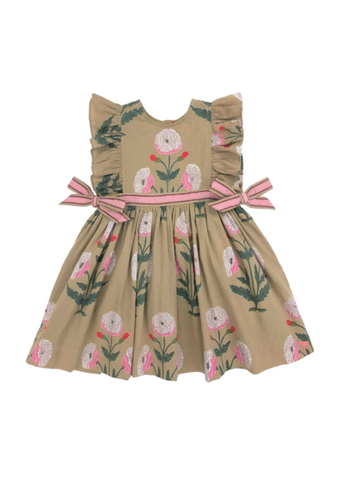 Pink Chicken | amy dress | elmwood dandelion