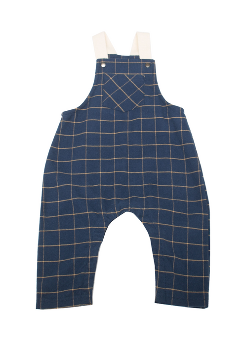 Greige | The Overalls | Twilight Blue Mix