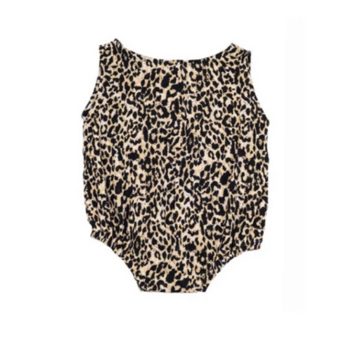 Children of the Tribe | safari singlet onesie