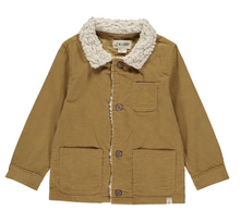 Me & Henry | Light Brown Cord Jacket