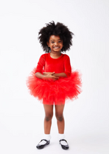 iloveplum | O.M.G. tutu dress | rosie red