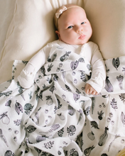 Loulou LOLLIPOP  | Bamboo Swaddle | eat your veggies