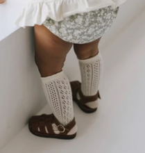 Jamie Kay | Ellie Socks | milk