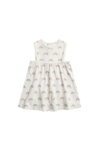 Rylee and Cru | Layla Dress | Rainbow - PREORDER