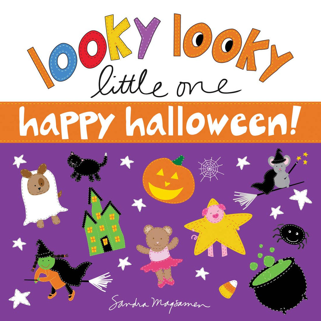 Sourcebooks | Looky Looky Little One Happy Halloween