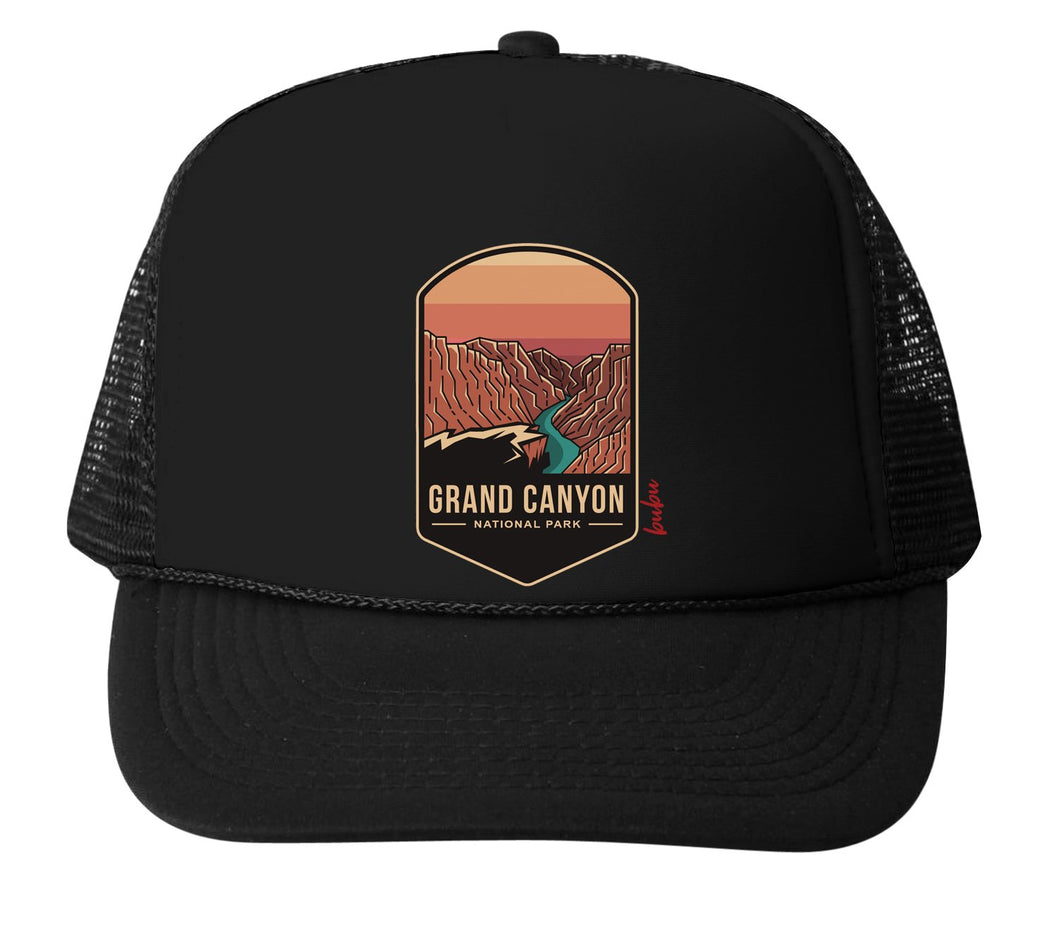 Bubu | Grand Canyon National Park Trucker Hat
