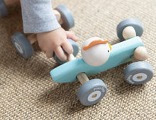 Plan Toys | Chicken Racing Car