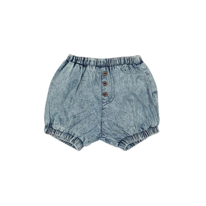 Children of the Tribe | Chambray Shorties