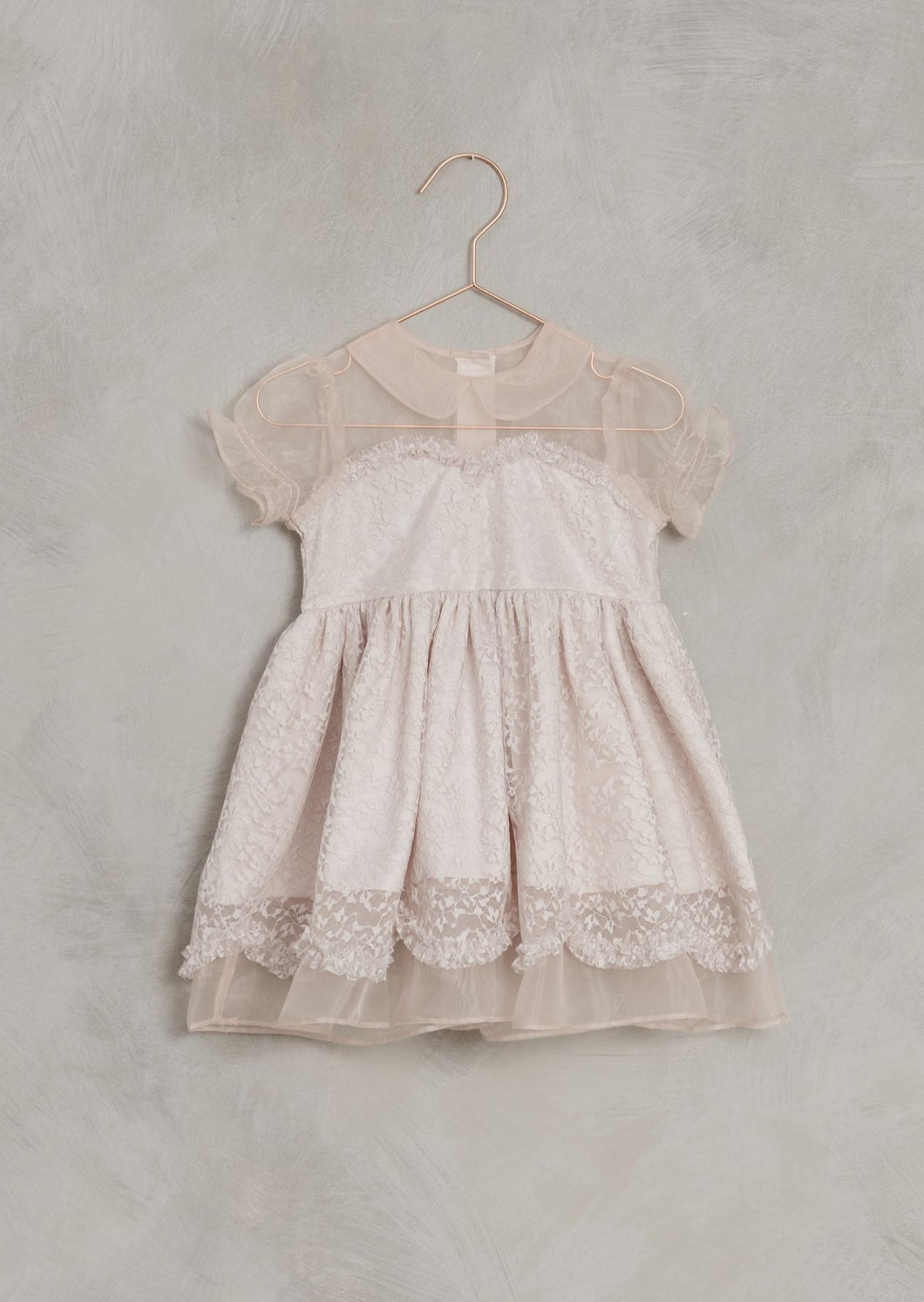 Noralee Gidgette Dress in Powder Pink