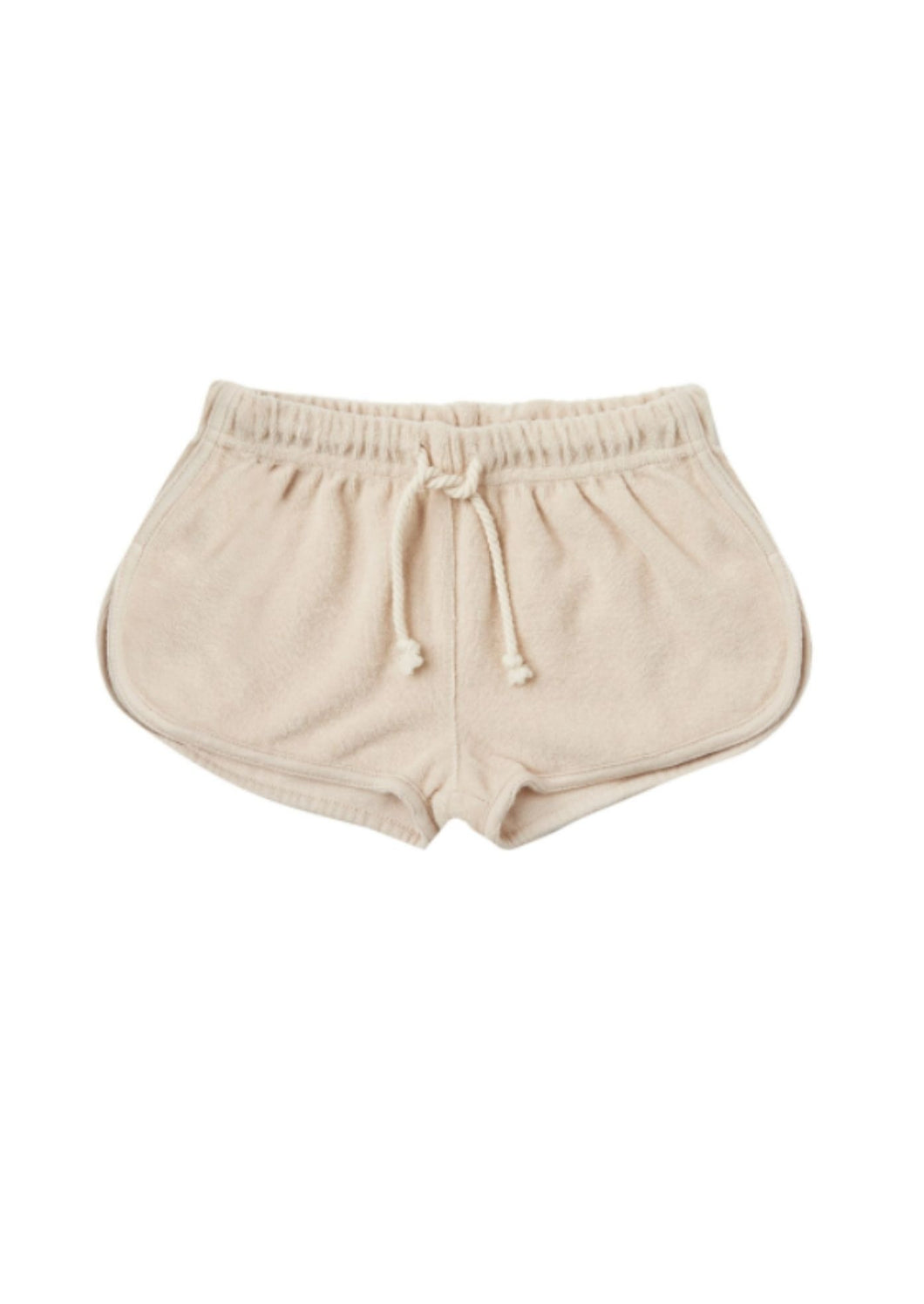 Rylee and Cru Terry Track Short Shell