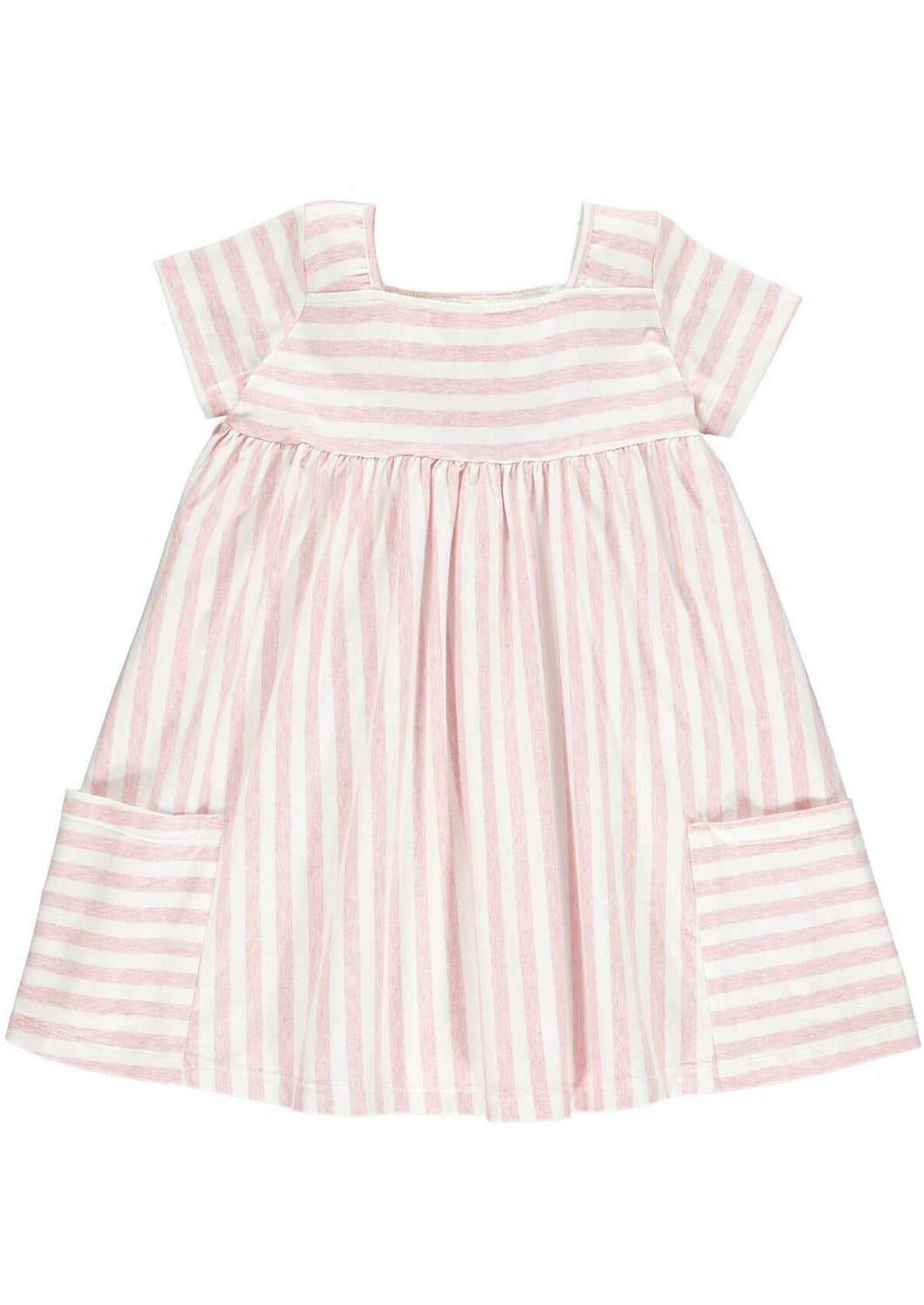 Vignette Rylie Dress Pink