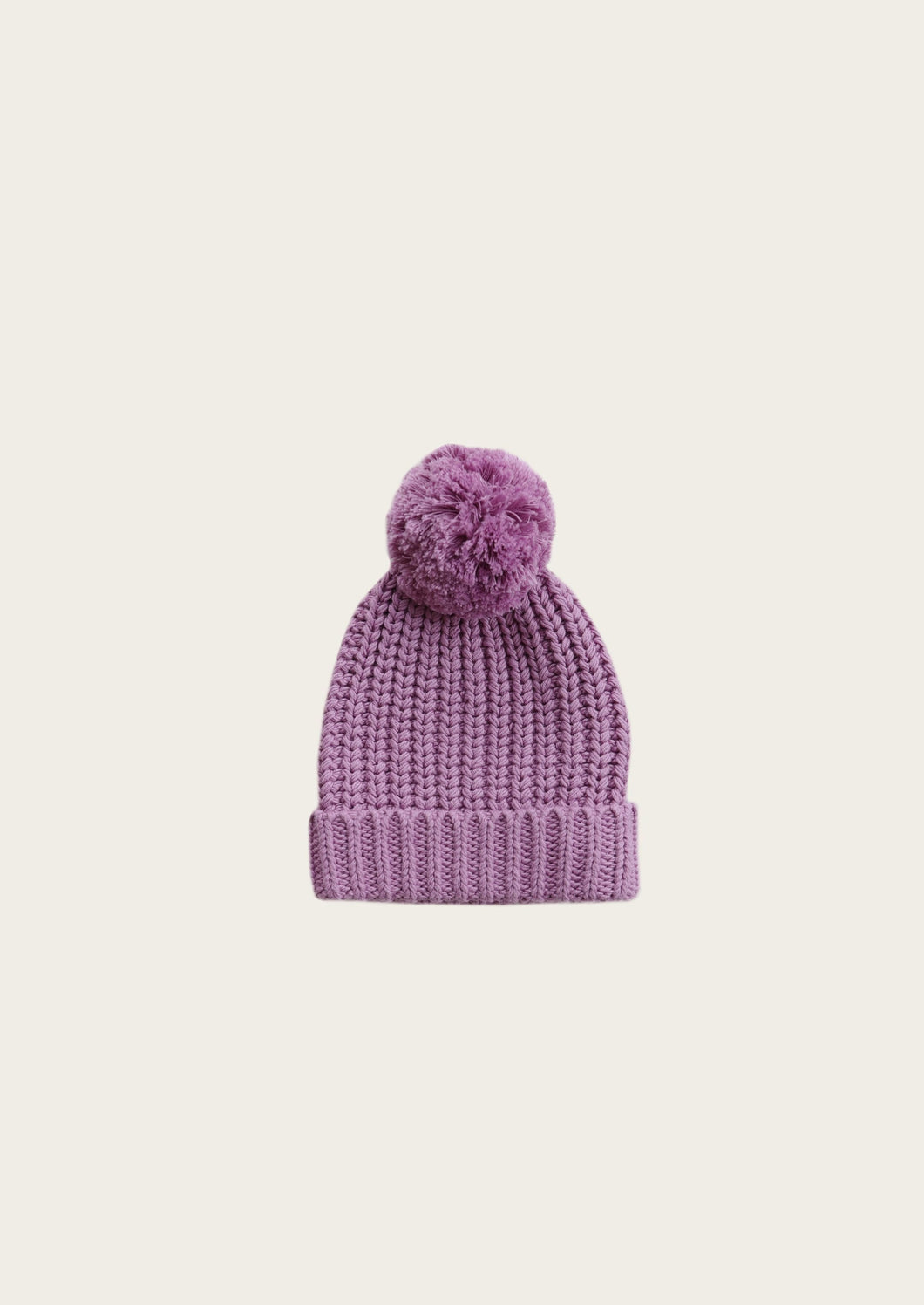 Jamie Kay | Cosy Hat | Grape