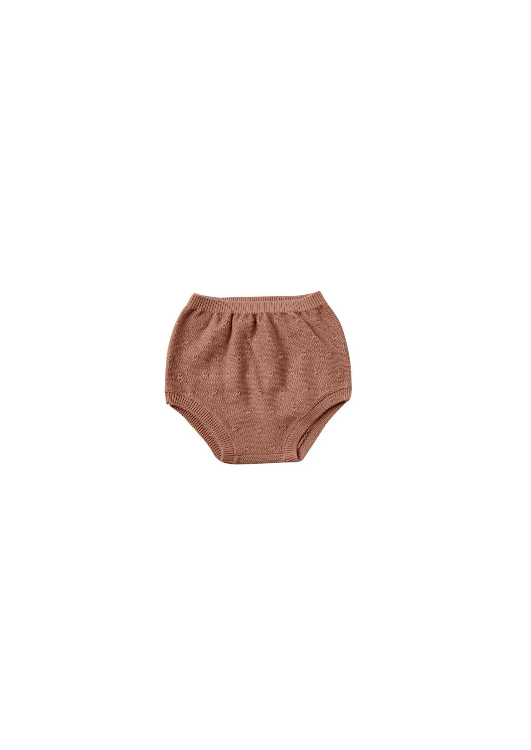 Quincy Mae | Knit Bloomer | Clay
