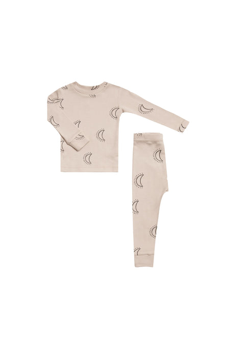 Rylee and Cru Moons Pajama set
