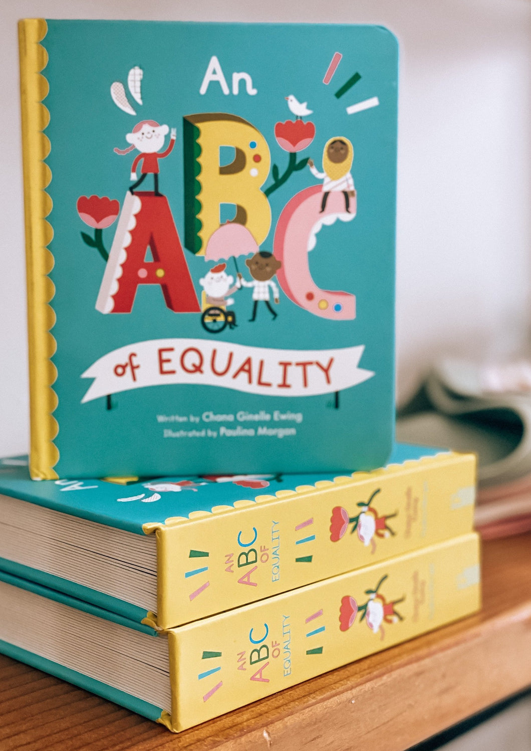 An ABC of Equality | By Chana Ewing