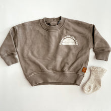 Tocoto Vintage | Fleece Sweatshirt | Grow with the Sun