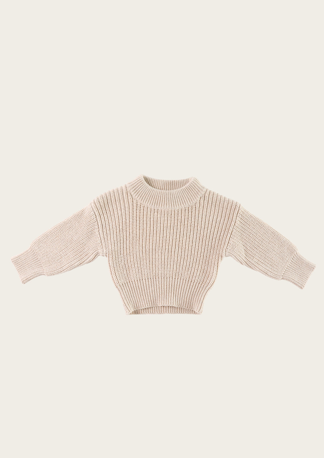 Jamie Kay Morgan Knit in Oatmeal